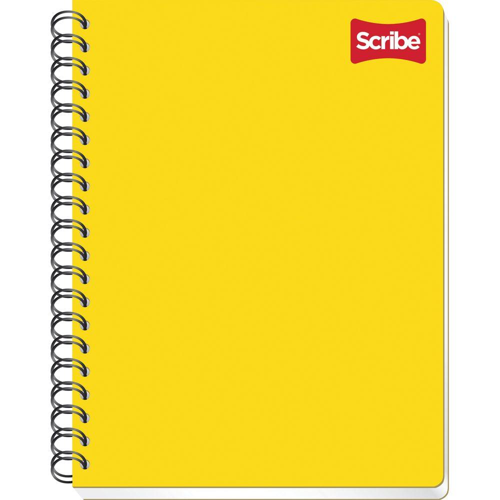 Cuaderno Profesional Blanco Scribe Clásico 100 Hojas - OfficeMax