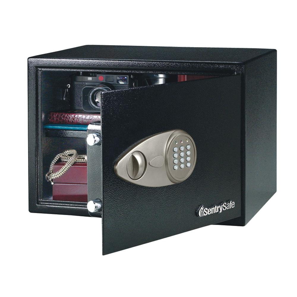 Caja fuerte sentry x125 officemax for Modelos de cajas fuertes