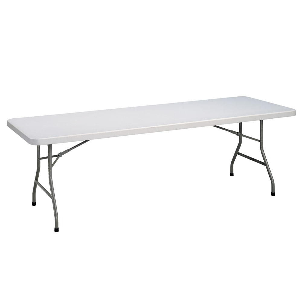 Mesa Plegable De Pl Stico Metros Officemax
