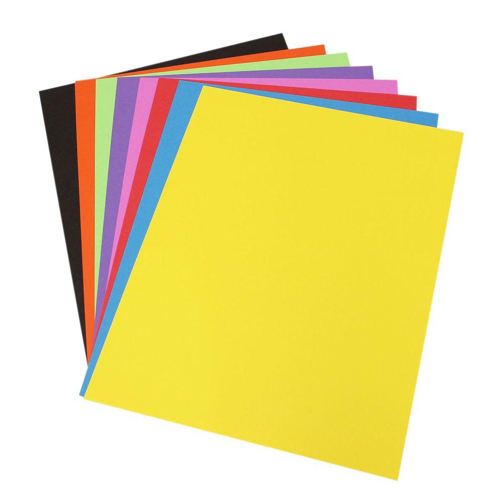 Opalina officemax carta colores 50 hojas 180 gr officemax for Papel para empapelar precio
