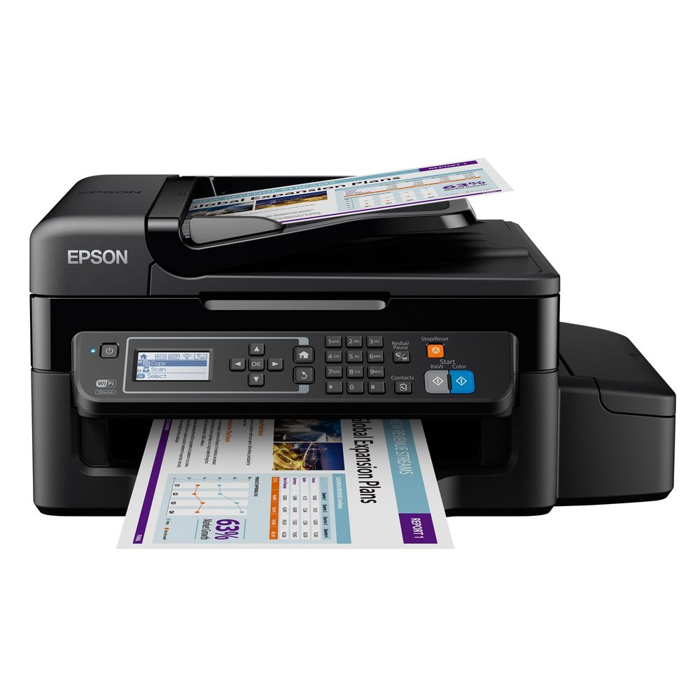 Multifuncional Epson L575 Eco Tank Color Wifi Officemax