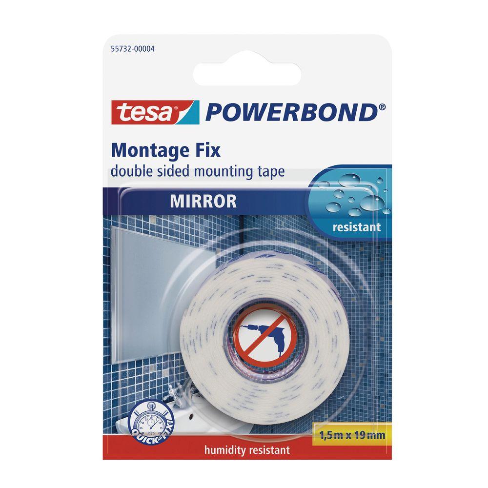 Cinta tesa powerdoble cara espuma 19mm x 1 5mts officemax - Cinta doble cara tesa ...