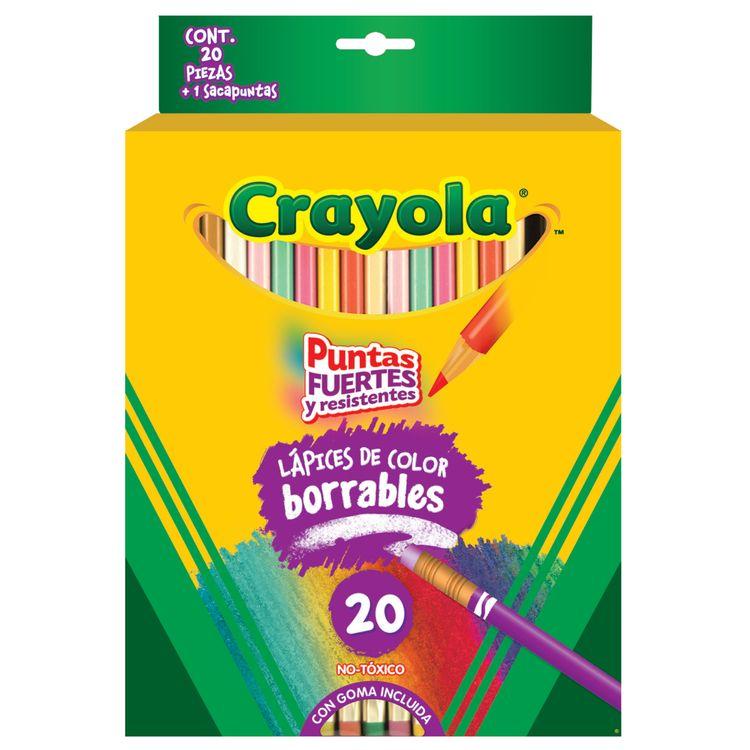 Colores Borrables 20 piezas - OfficeMax