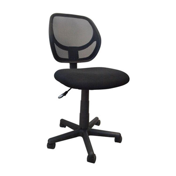 Silla Secretarial Nevez Mesh Negro - OfficeMax