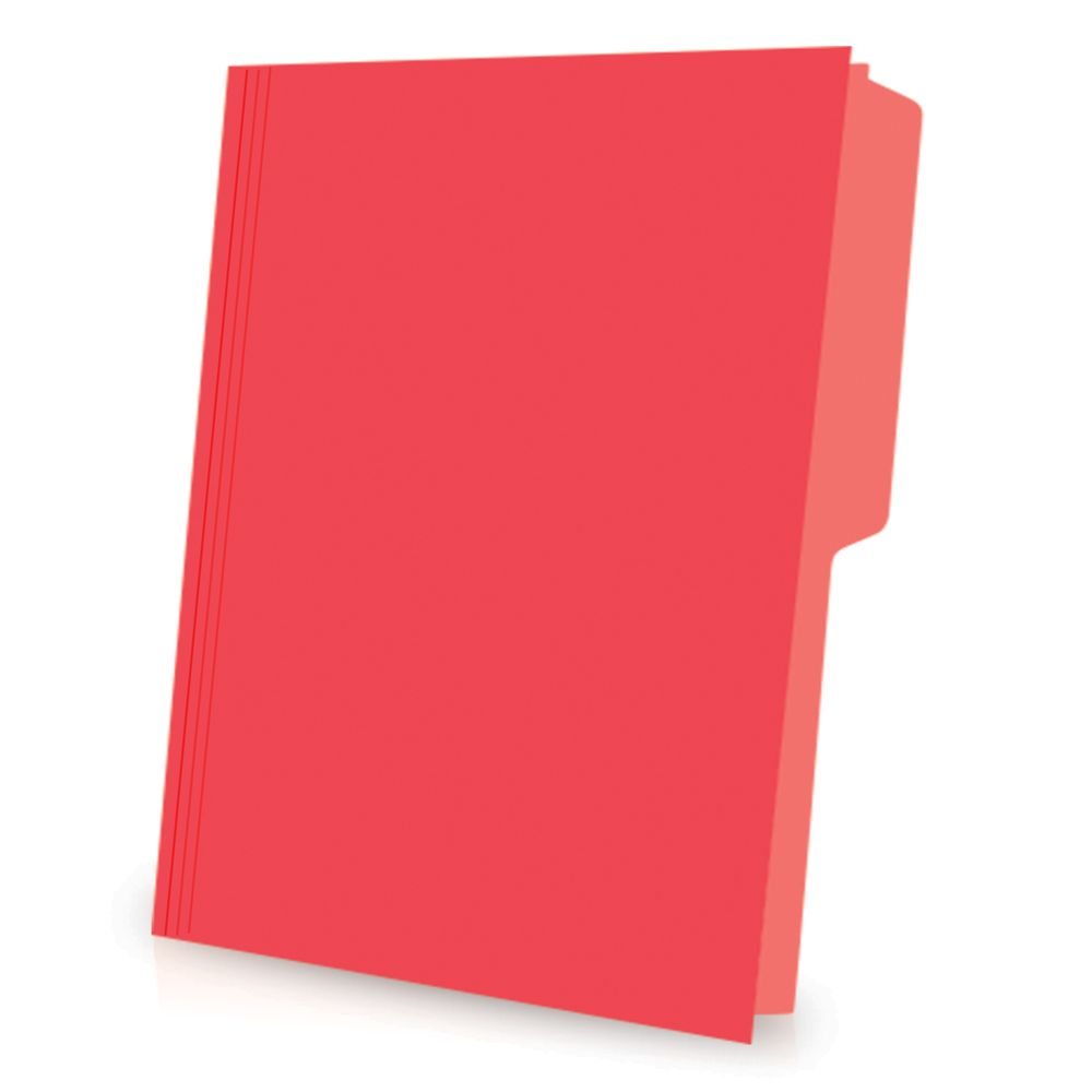 FOLDER ROJO CARTA PENDAFLEX 25...