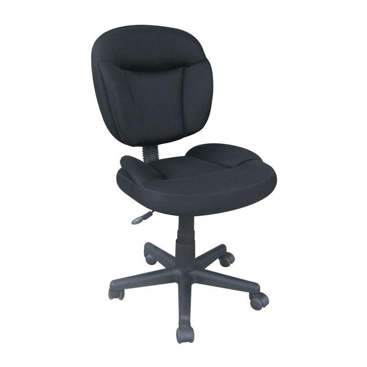 Silla Secretarial Albi Mesh Negro - OfficeMax