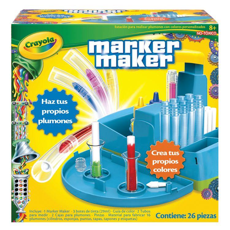 Fábrica de Plumones Crayola 26 Piezas - OfficeMax