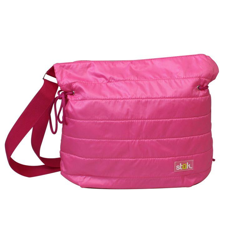 Bolso Down Garment Color Rosa - OfficeMax