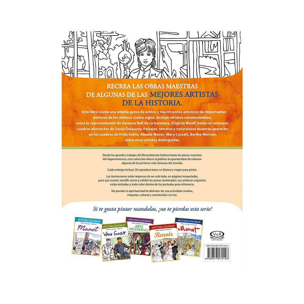 Mandala Los Mejores Artistas de la Historia 64 pags - OfficeMax