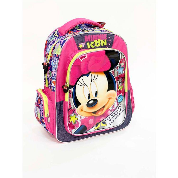 c932d7a5e Mochila Primaria Ruz Minnie Mouse Rosa - OfficeMax
