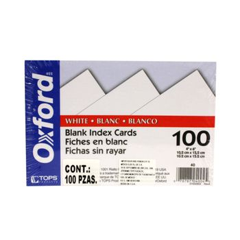 Tarjeta-Indice-Oxford-Blanca-4x6--100-Piezas