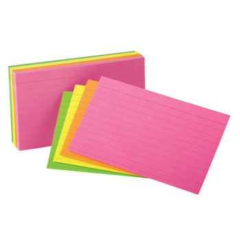 Tarjeta-Indice-Oxford-Neon-3x5--100-Piezas
