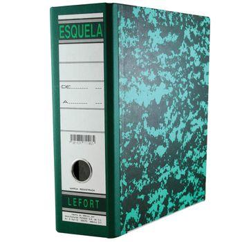Registrador-Lefort-Esquela-Verde