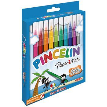 Plumones-Pincelin-C-12-Colores