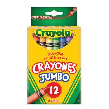CRAYONES-CRAYOLA-JUMBO-12-PZAS