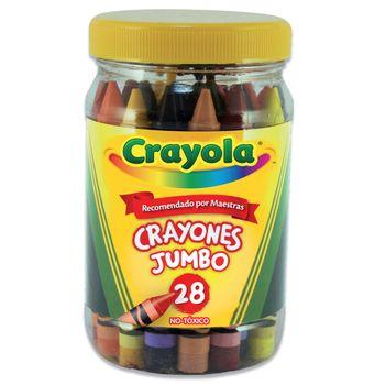 Crayones-Crayola-Jumbo-Bote-28