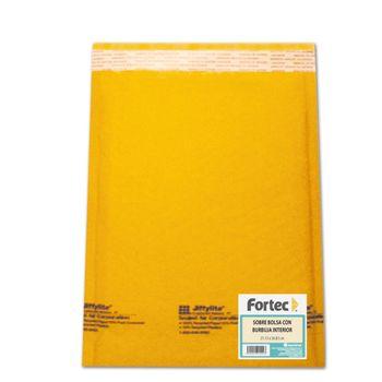 Sobre-Burbuja-Fortec-24.13x36.83cm.-5-piezas.