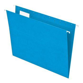 Folder-Colgante-Pendaflex-Carta-Azul-Con-25-Piezas