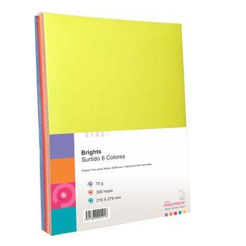 Papel-Bond-Brights-Carta-Colores-Surtidos-100-Hojas-75grs