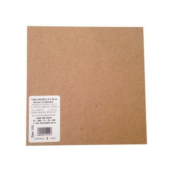 TABLA-MACOCEL-20X20-CM