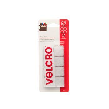 Cuadros-Sujetadores-Velcro-2.2x2.2cm-12-juegos-blanco