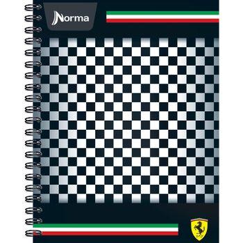 Cuaderno-Profesional-Cuadro-Grande-Ferrari-100-Hojas
