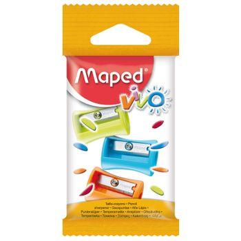 Sacapuntas-Plastico-Maped-Vivo-3-Piezas
