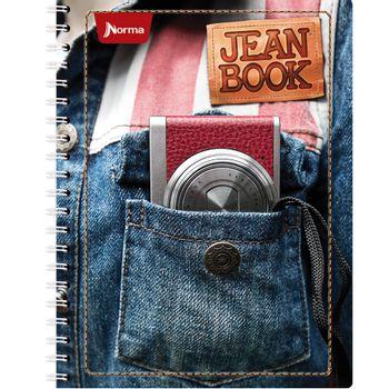 Cuaderno-Profesional-Rayado-Jean-Book-5M-200-Hojas