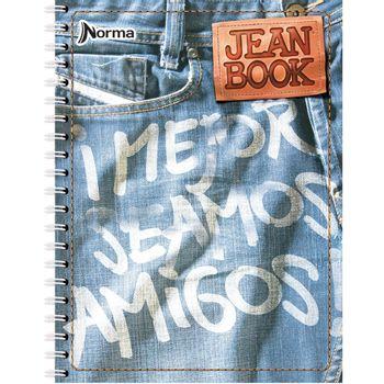 Cuaderno-Frances-Cuadro-Chico-Jean-Book-100-Hojas