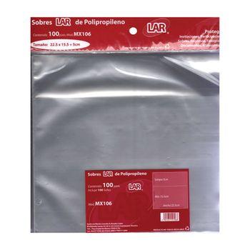 Sobre-Transparente-Celofan-Tamaño-225x15.5-Cms-Pqte-100pz