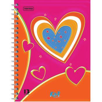 Cuaderno-Profesional-Rayado-5-Materias-Kiut-160-Hojas