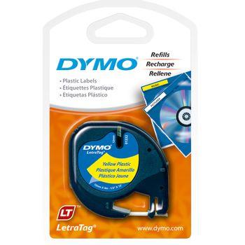 Cinta-Dymo-Plastificada-12mm-Amarilla