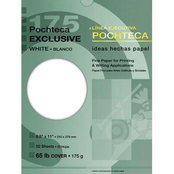 Papel-Exclusive-Blanco-tamaño-Carta-175Grs-50-Hojas