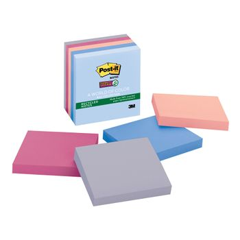 Notas-Post-It-Recicladas-Terra-3X3-5-Pack-90H