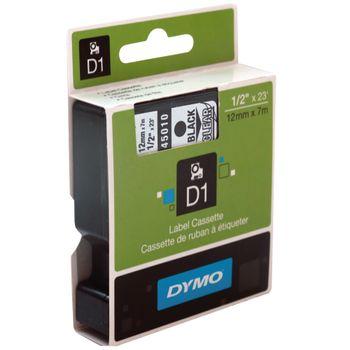 Cinta-Dymo-para-Rotulador-12mm-negro-sobre-transparente