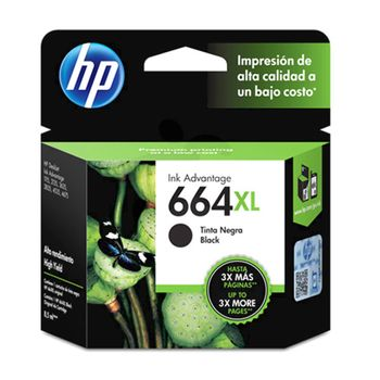 Cartucho-HP-664XL-Negro