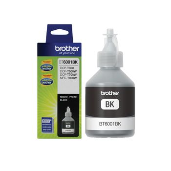 Botella-Brother-BT6001BK-Super-alto-rendimiento-Tinta-Negra