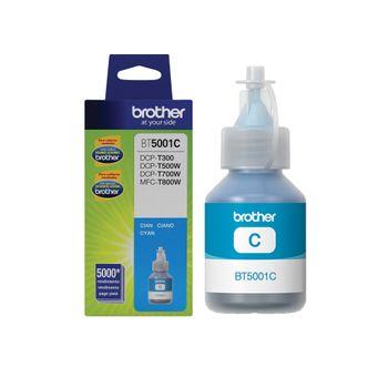 Botella-Brother-BT5001C-Super-alto-rendimiento-Tinta-Cyan