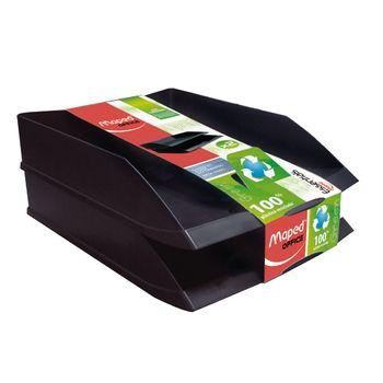 Charolas-tamaño-Carta-Maped-Helit-Color-Negro-2-Piezas