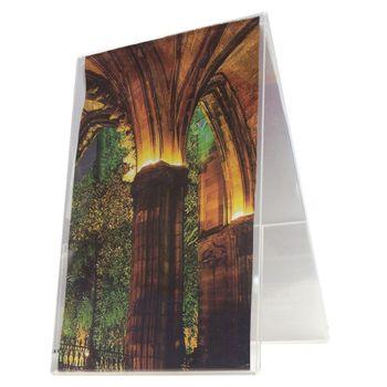 Portaletrero-Acrilico-Doble-Officemax-Vertical-4x6-Pulgadas