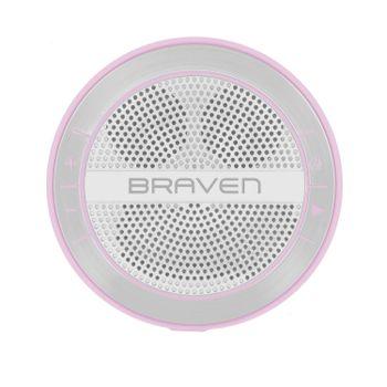 Bocina-Braven-Mira-Resistente-al-Agua-Color-Rosa