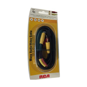 Cable-RCA-Audio-video-mono-6ft