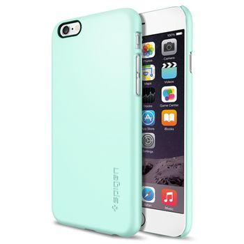 Funda-Spigen-iPhone-6-Plus-Thin-Fit-color-menta