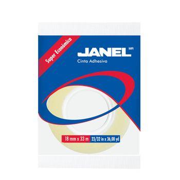 Cinta-Adhesiva-Janel-18mm-X-33m-Mini-Tore-4-Piezas