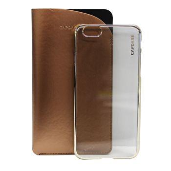 Funda-Capdase-para-iPhone-6-Oro-Bronce