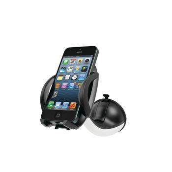 Soporte-Capdase-para-Smartphone-para-Coche-Negro-Blanco