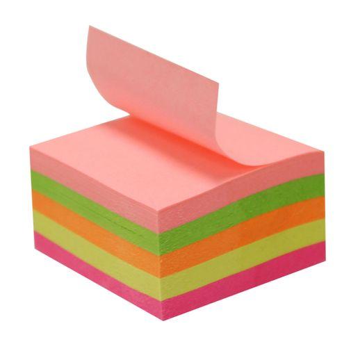 Cubo-Notas-Adhesivas-OfficeMax-Varios-Coler-Fishbowl-40Pzas