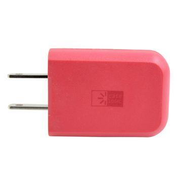Adaptador-Pared-Case-Logic-1AMP-UL-Rosa