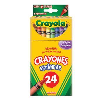 CRAYONES-CRAYOLA-24-PZAS-C-SAC