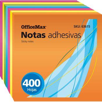 Notas-Adhesivas-OfficeMax-MiniCubo-2X2-400HJS
